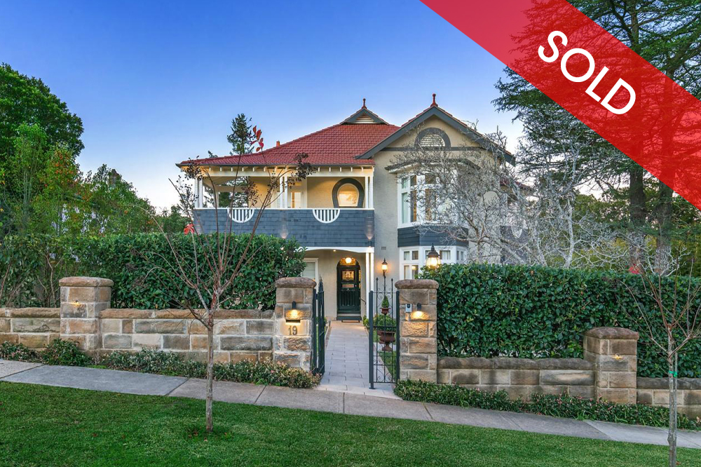 19 Karranga Avenue, Killara - Sold