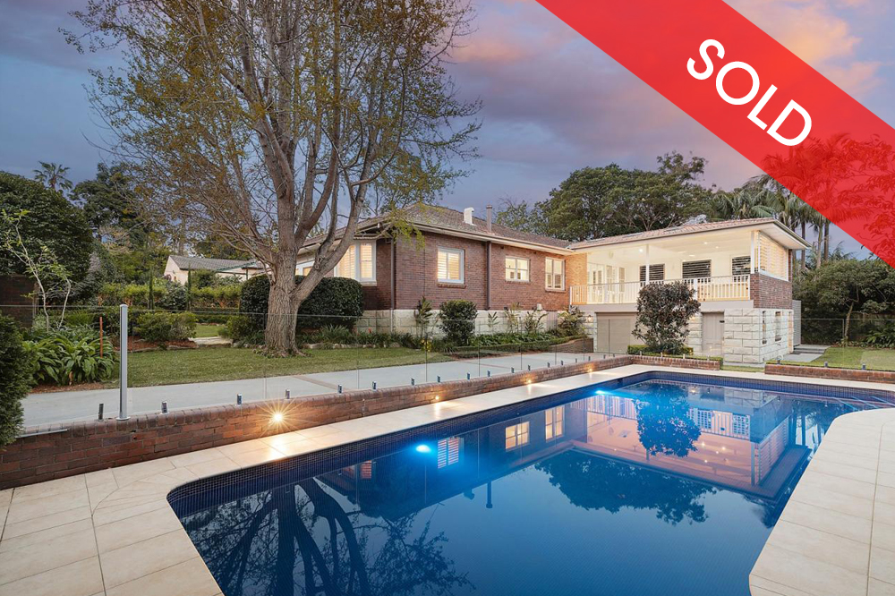 26 Lynwood Avenue, Killara - Sold