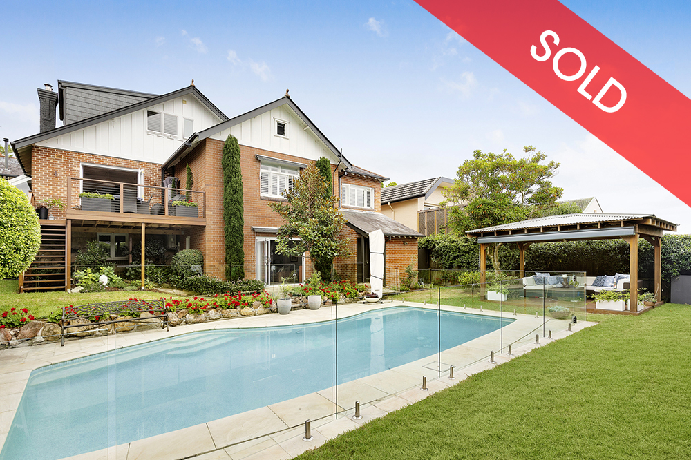 Sold - 31 Powell Street, Killara